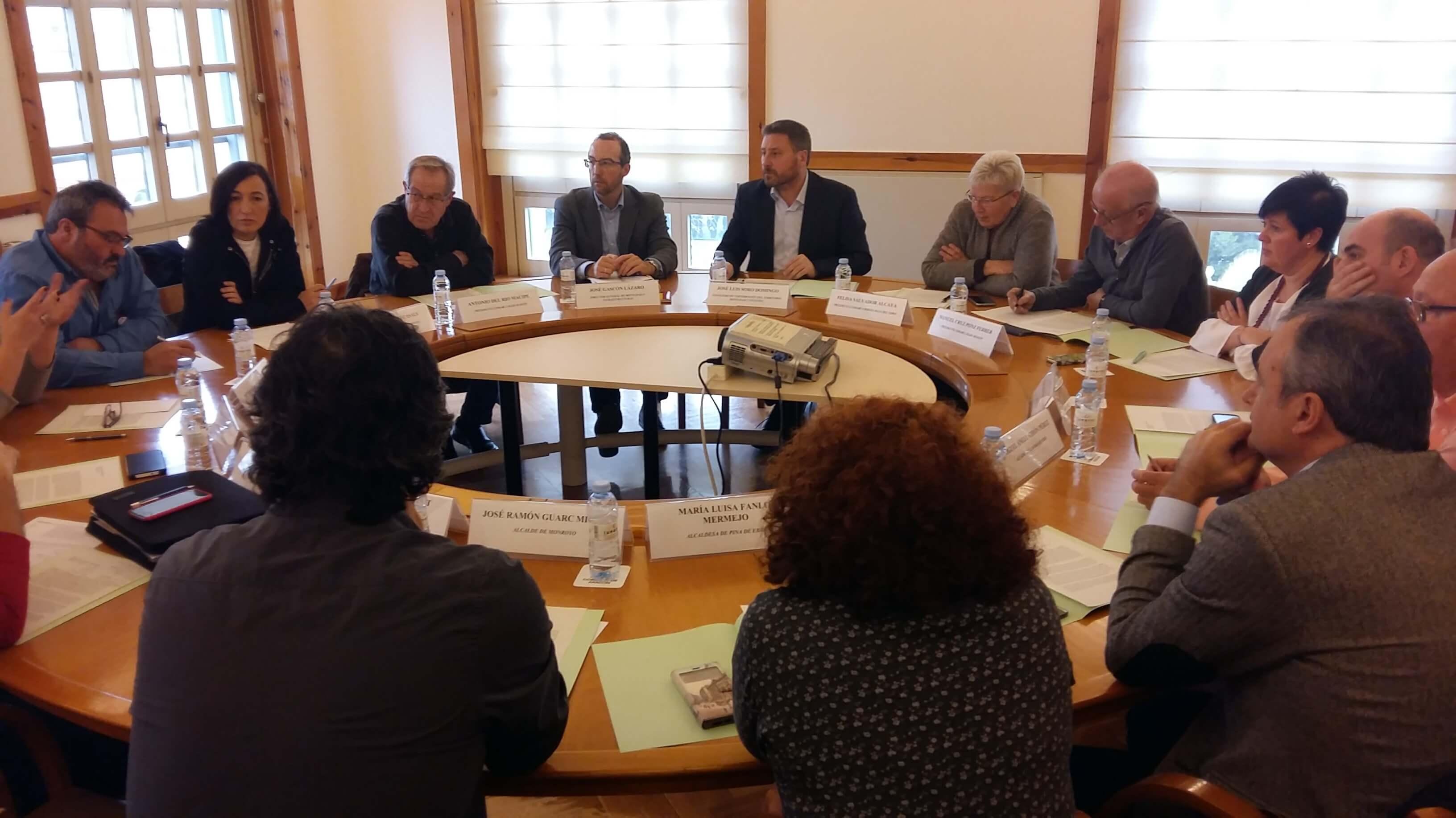 Reunión N-232 en Zaragoza