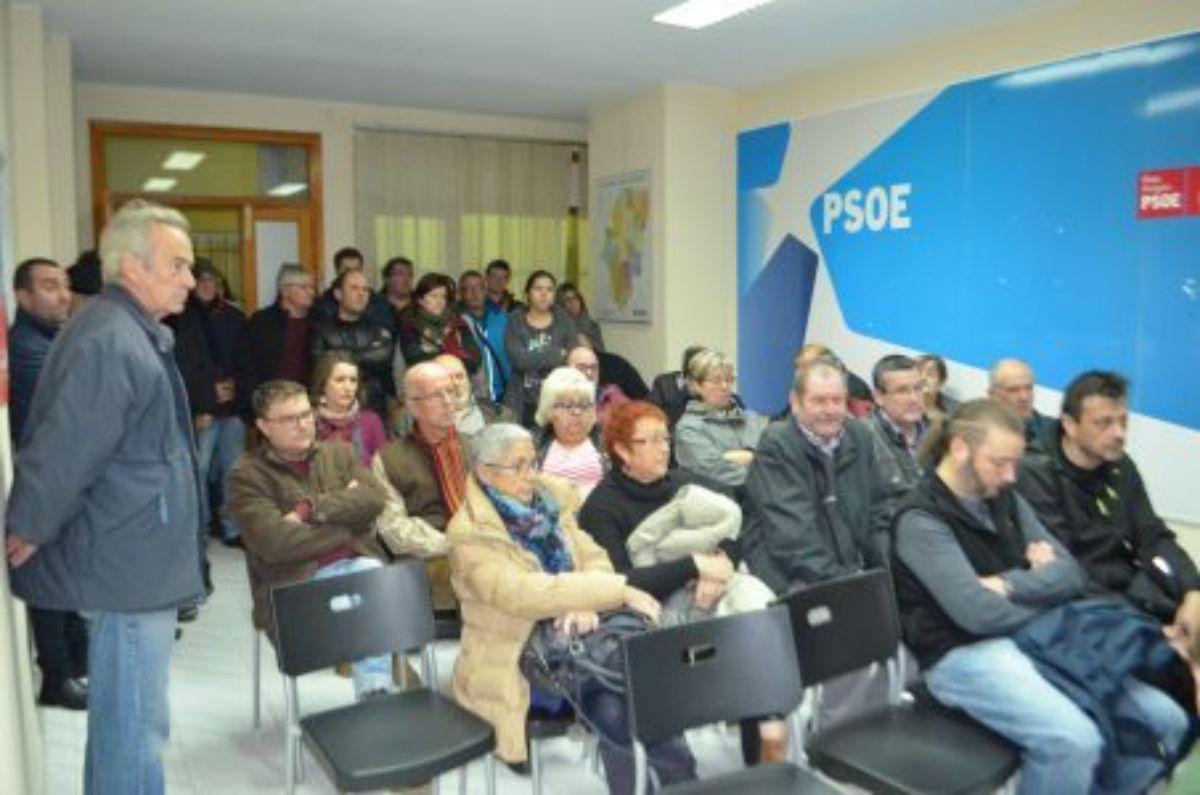 PSOE críticos