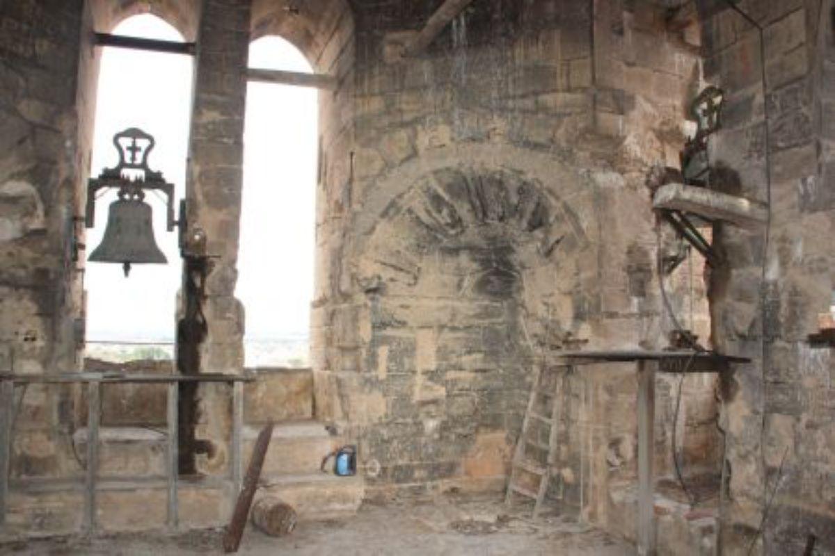 alcaniz torre gótica