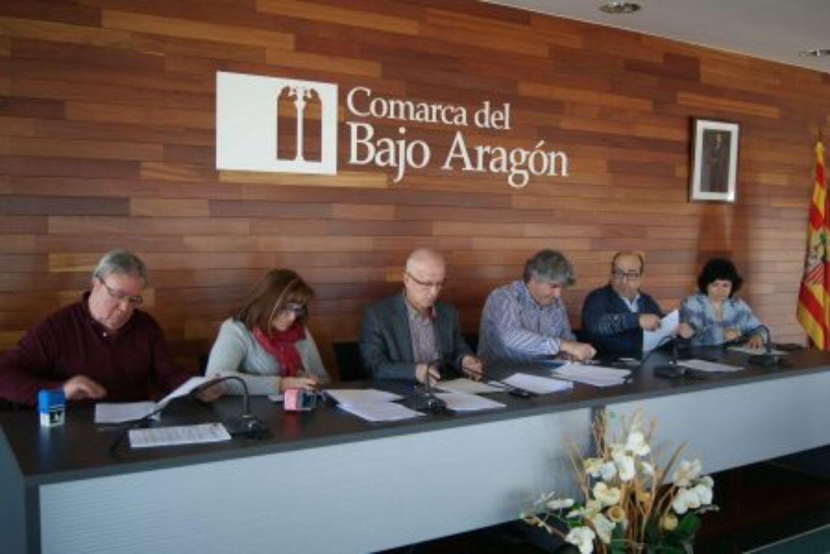 bajo-aragon-destina-104-000-euros-asociaciones-ayuntamientos-pequenos