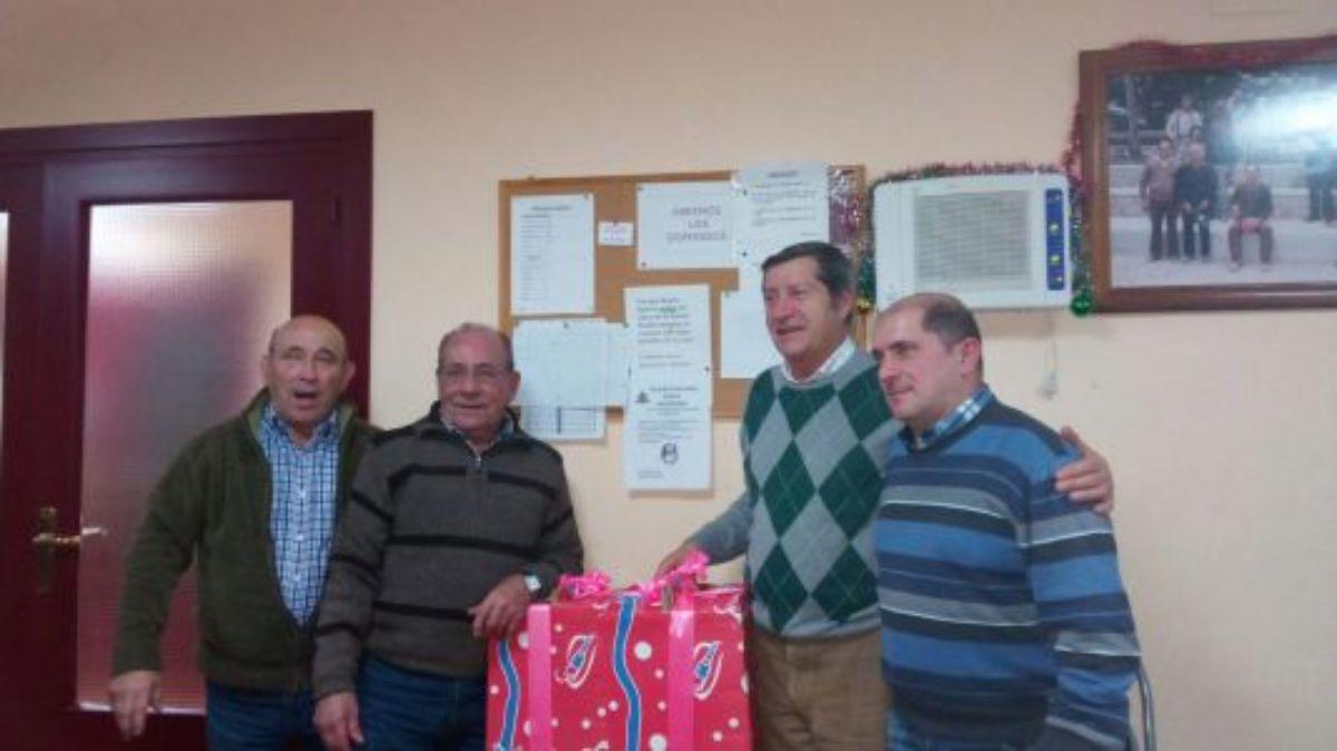 Ramón Balaguer y José Llop fueron los ganadores