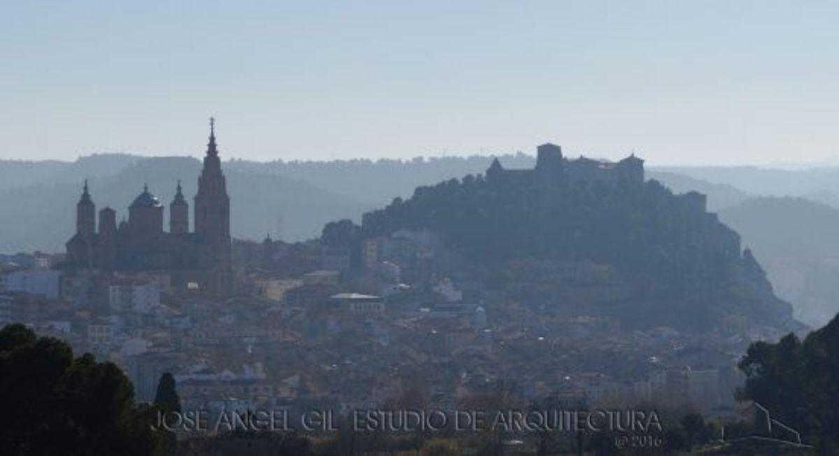 torre gotica alcañiz