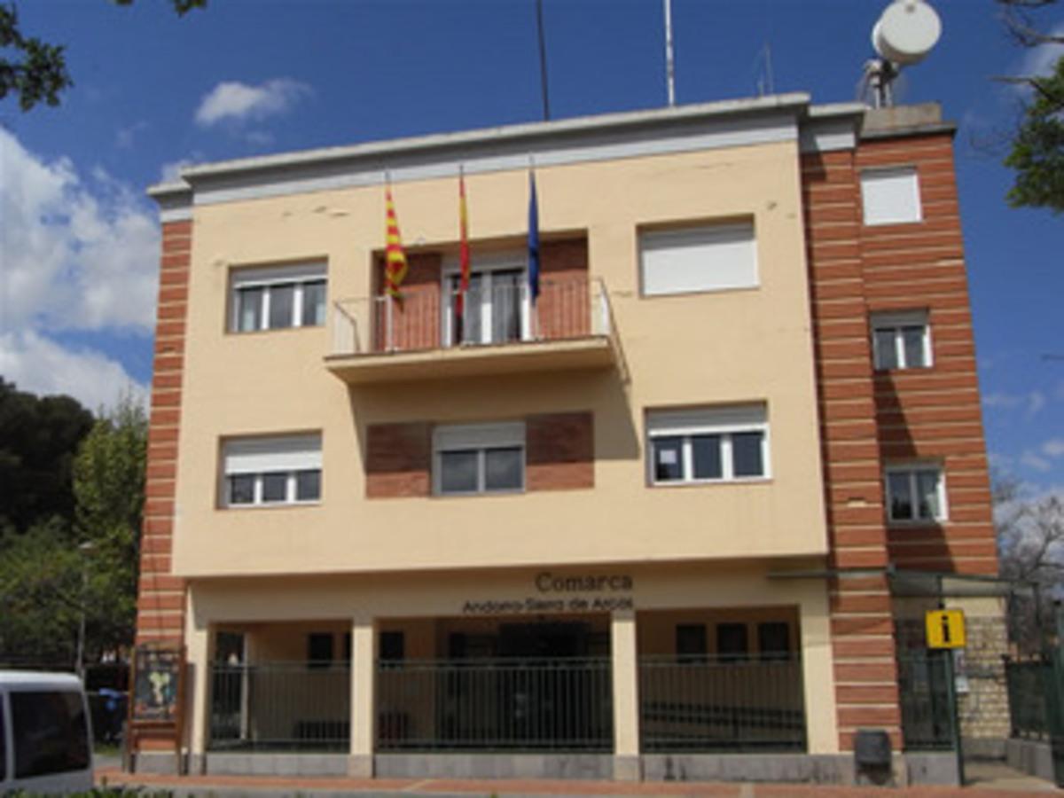 Comarca Andorra