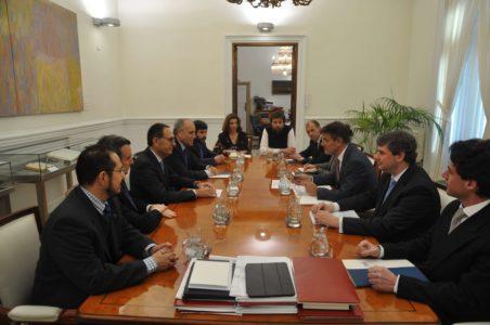 Reunión SSPA Ministro Justicia