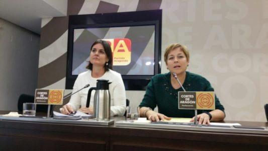 Berta Zapater y Elena Allué (1)
