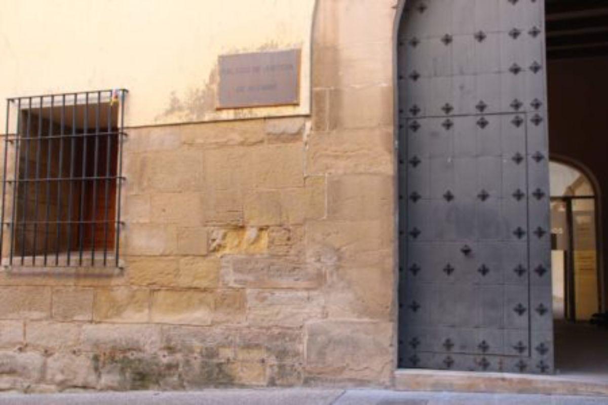 Foto de archivo del Juzgado de Alcañiz, donde se lleva la instrucción judicial