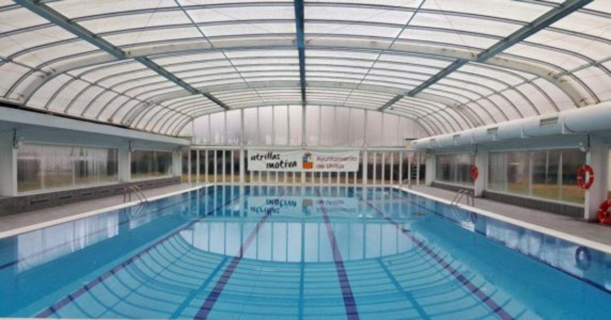 Jornada de puertas abiertas en las piscinas de utrillas for Piscina vicente del bosque
