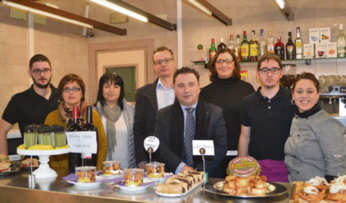 Ocho restaurantes prepararán tapas con arte en Alcorisa
