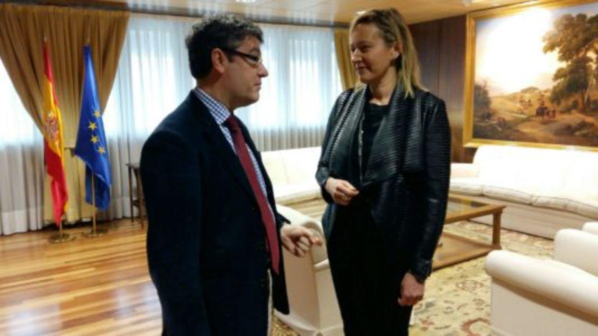 Ministro y Gastón