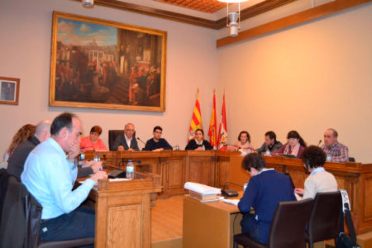 La moción, presentada por CHA, fue apoyada por el resto de las formaciones políticas.