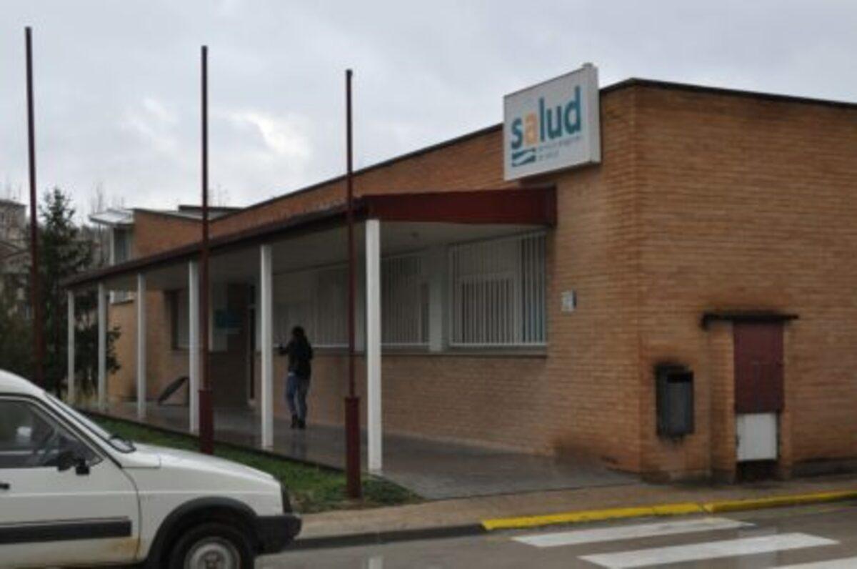valderrobres centro salud