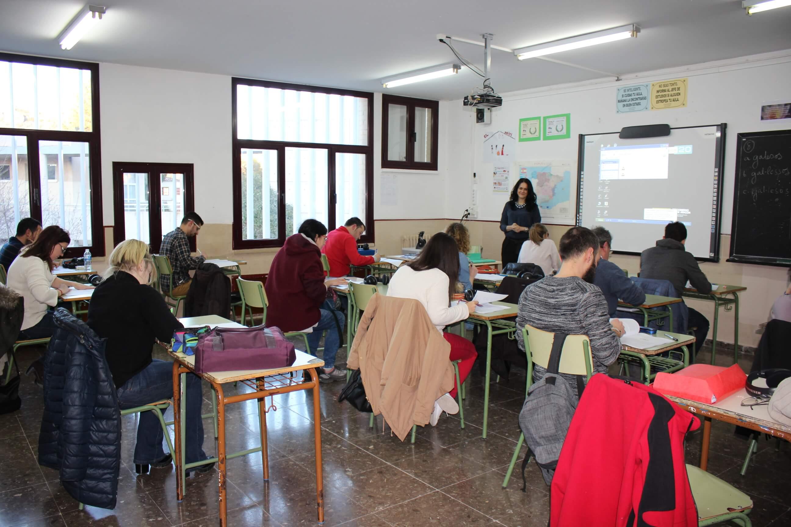 La escuela de idiomas necesita el nivel superior para - Escuela oficial de idiomas inca ...