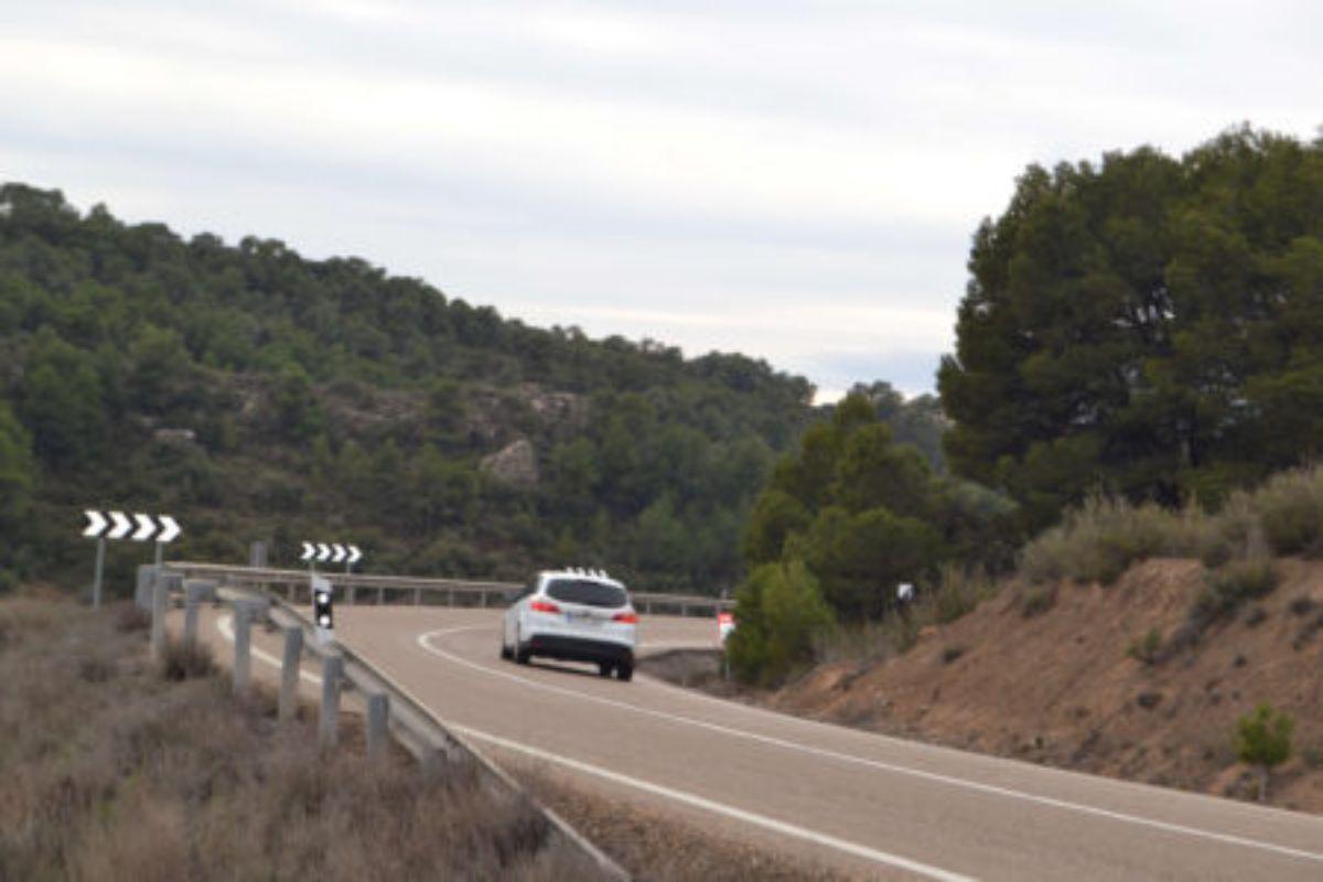 Los accidentes se concentran en un trazado de curvas con pendiente con un alto índice de peligrosidad.