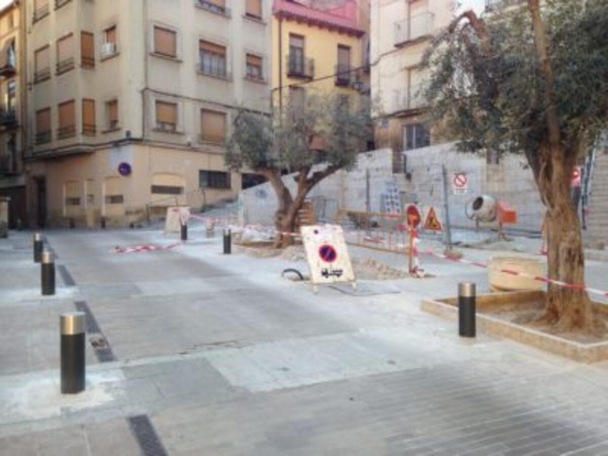 alcaniz plaza mendizabal