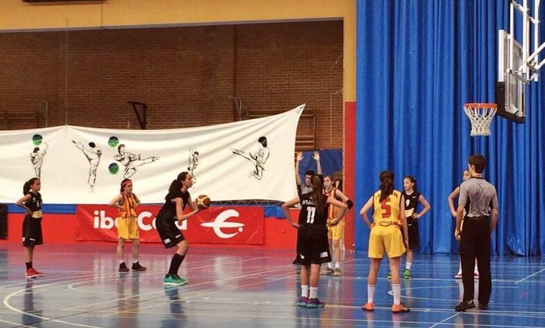 baloncesto utrillas