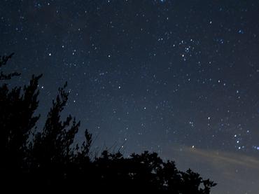 La actividad 'Viendo las estrellas con otros ojos' fue premiada este año como mejor producto turístico de Fitur.