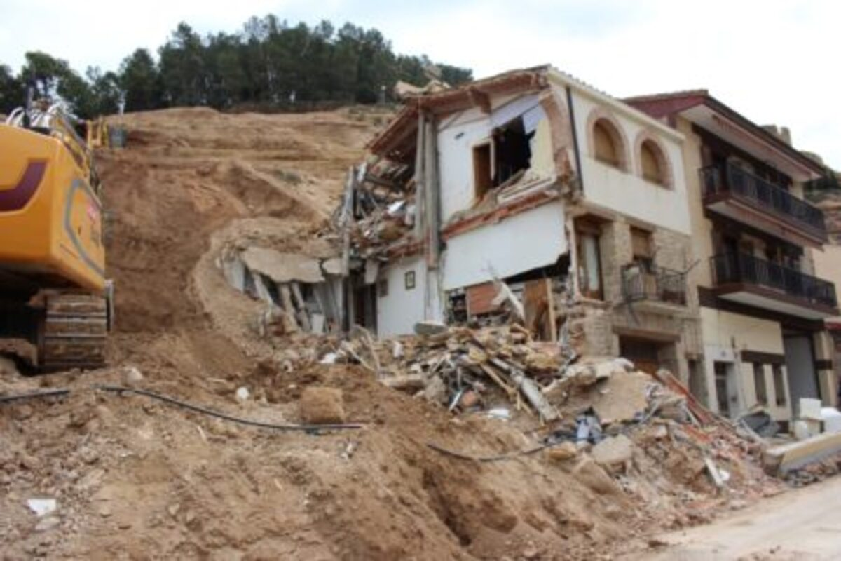 alcaniz casas derrumbe