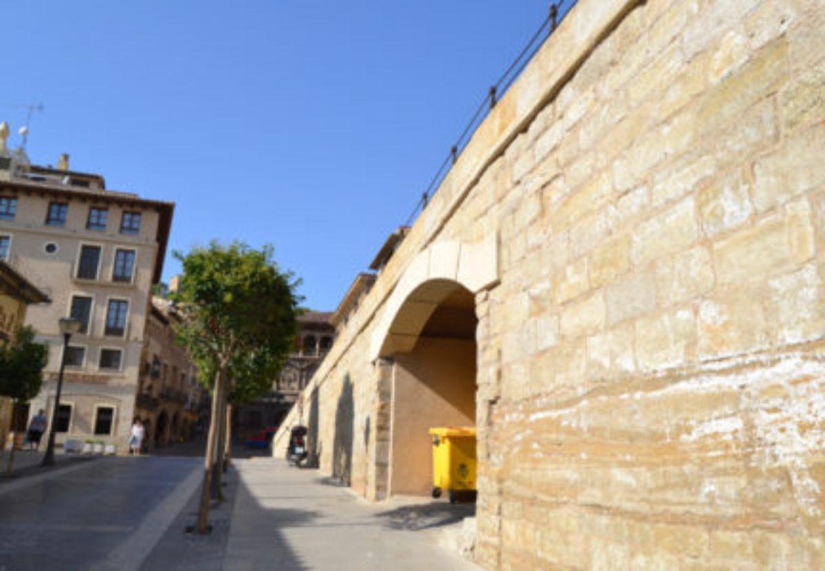 alcaniz muro