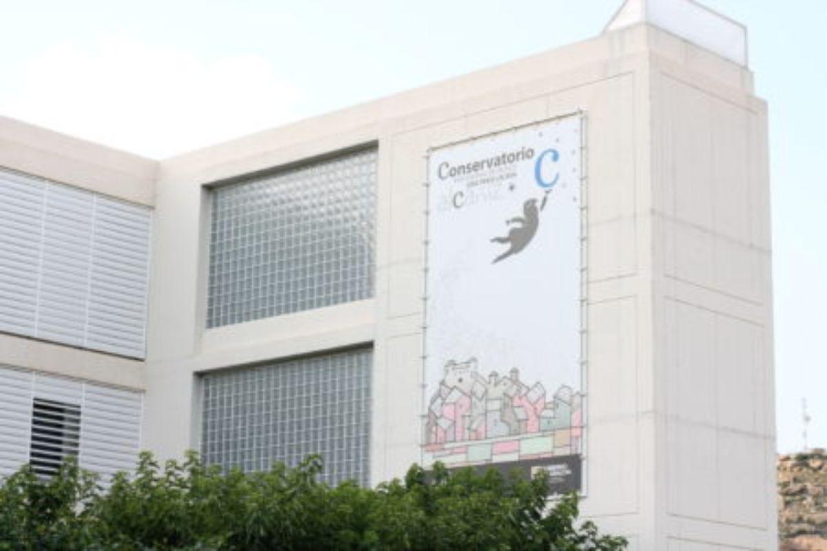 El Conservatorio comenzará sus clases el martes