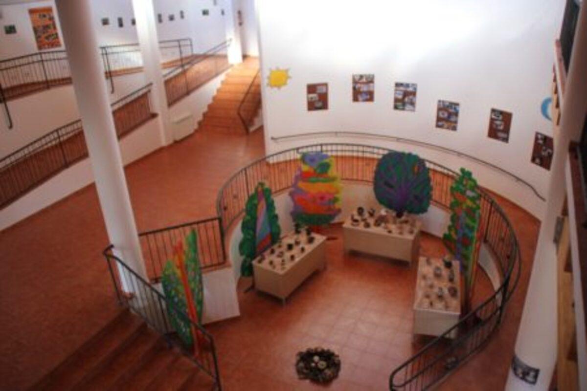 Imagen del interior del CEA Ítaca-José Luis Iranzo./