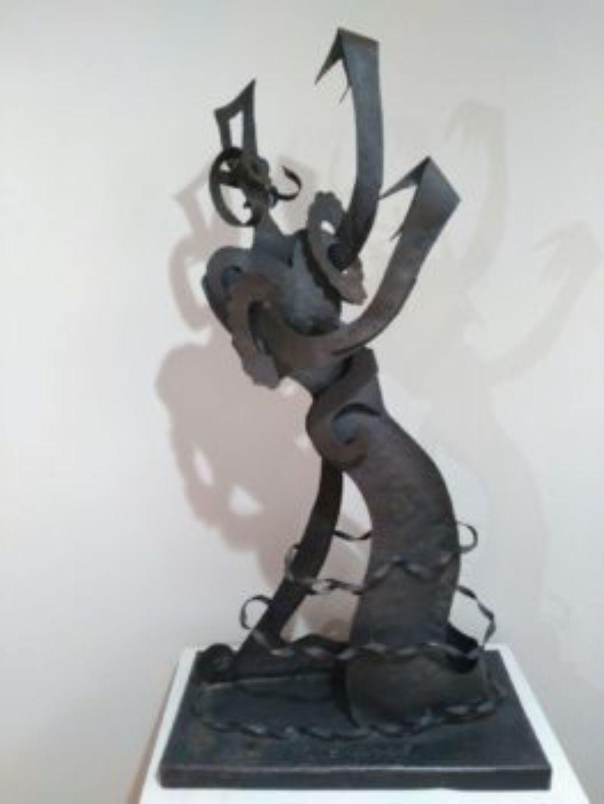 La obra bailarina de Blasco Ferrer./ B. Severino.