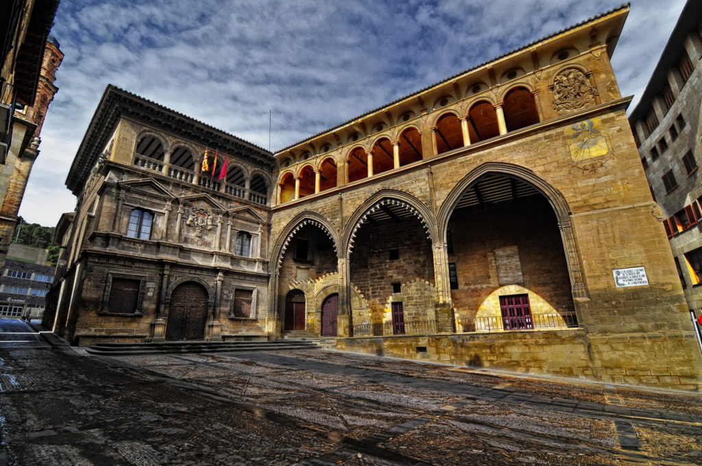 Los 10 pueblos más bonitos del Bajo Aragón Histórico