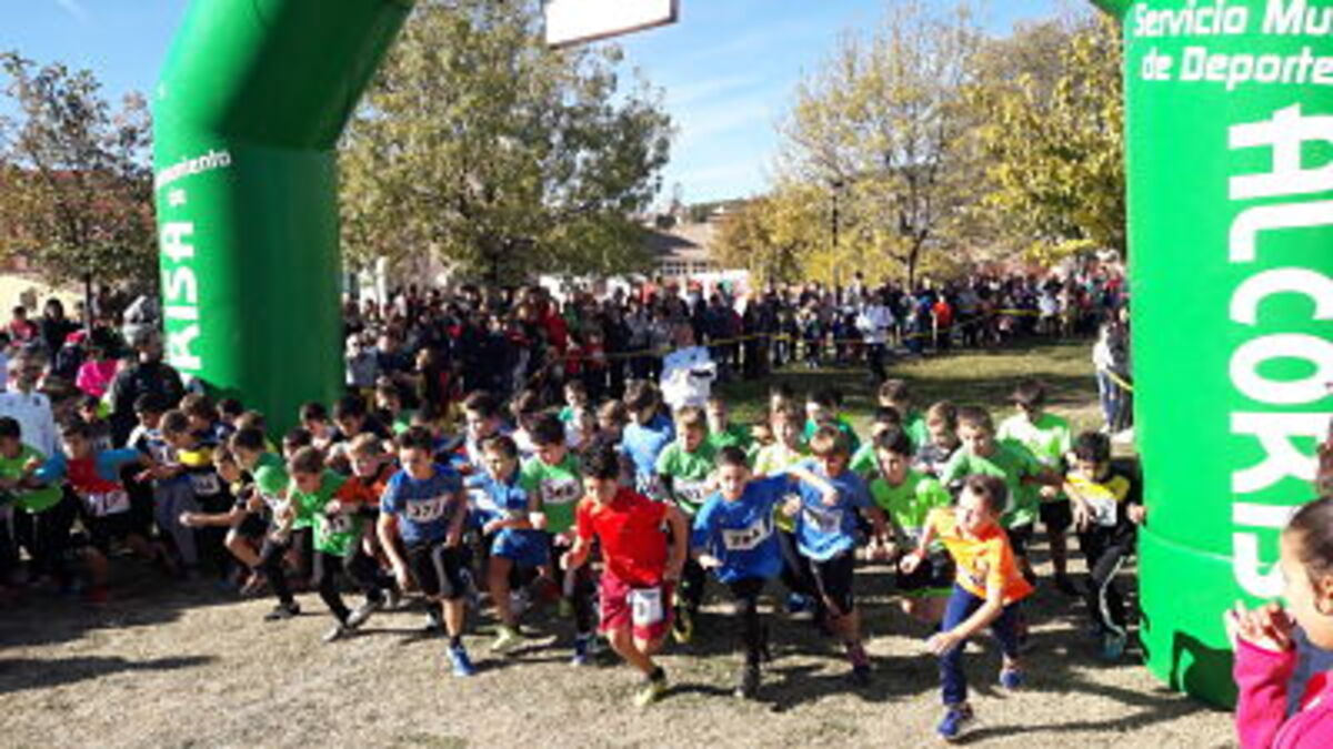 cross alcorisa atletismo