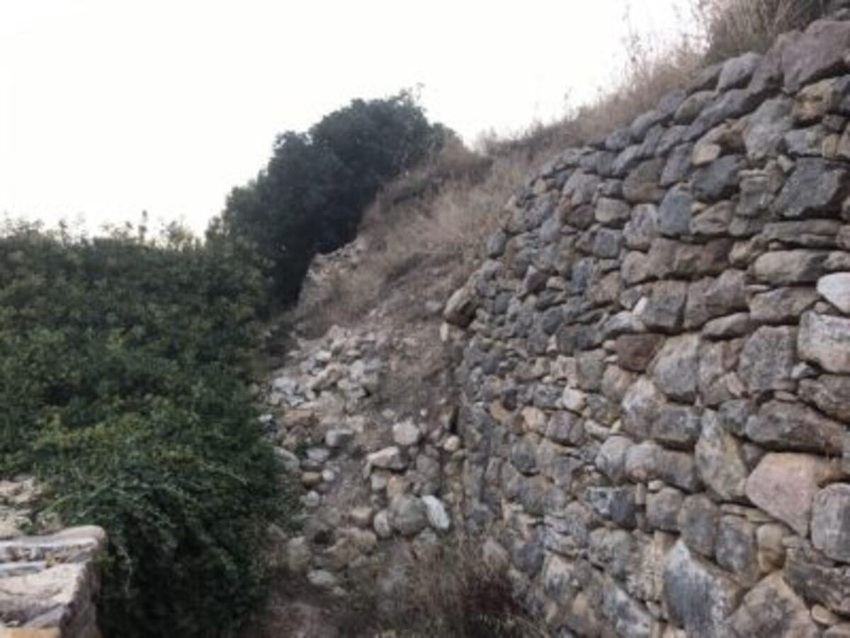 mirambel muralla