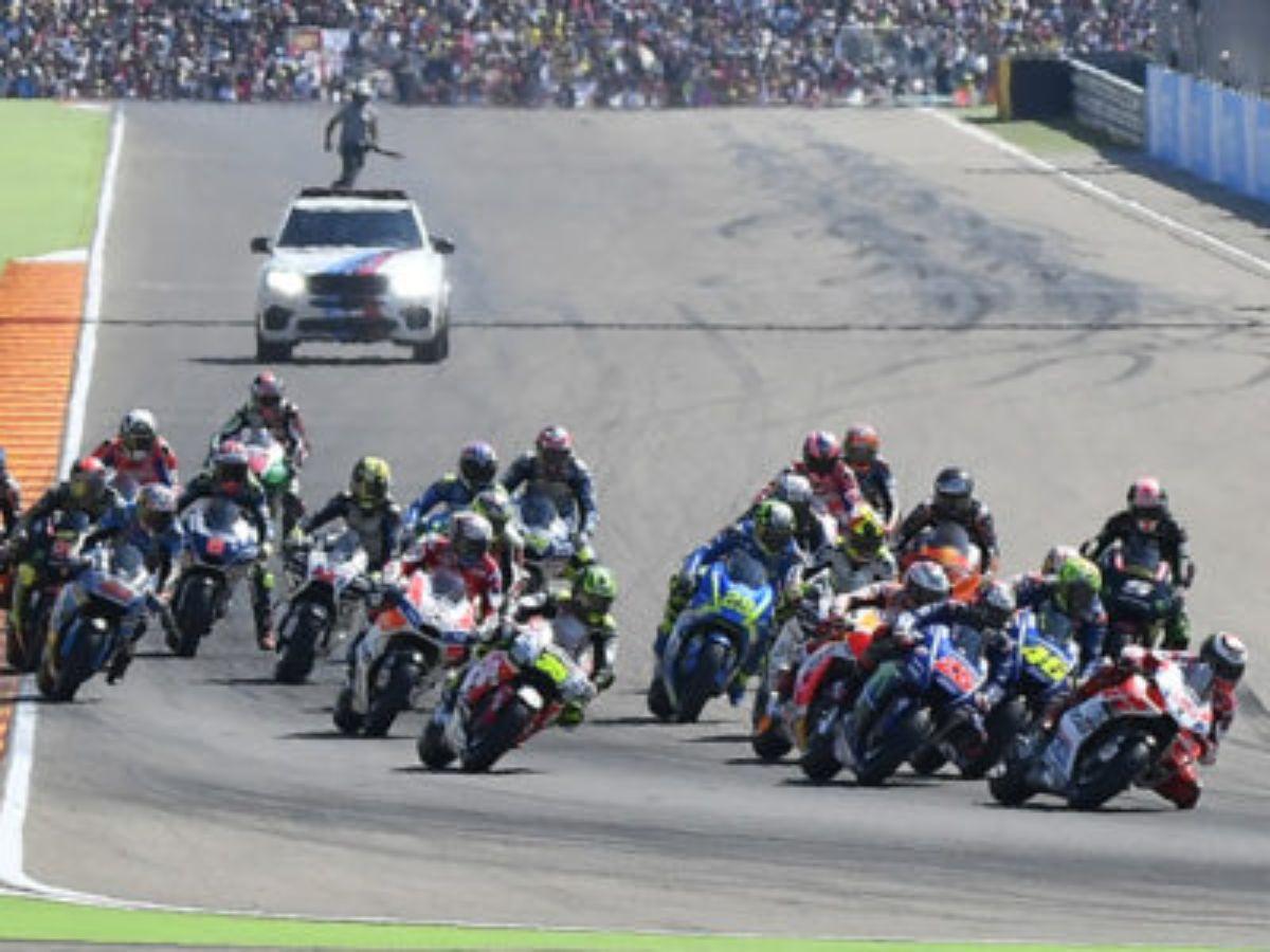 Gran Premio Michelin de Aragón de Moto Gp en Motorland Aragón