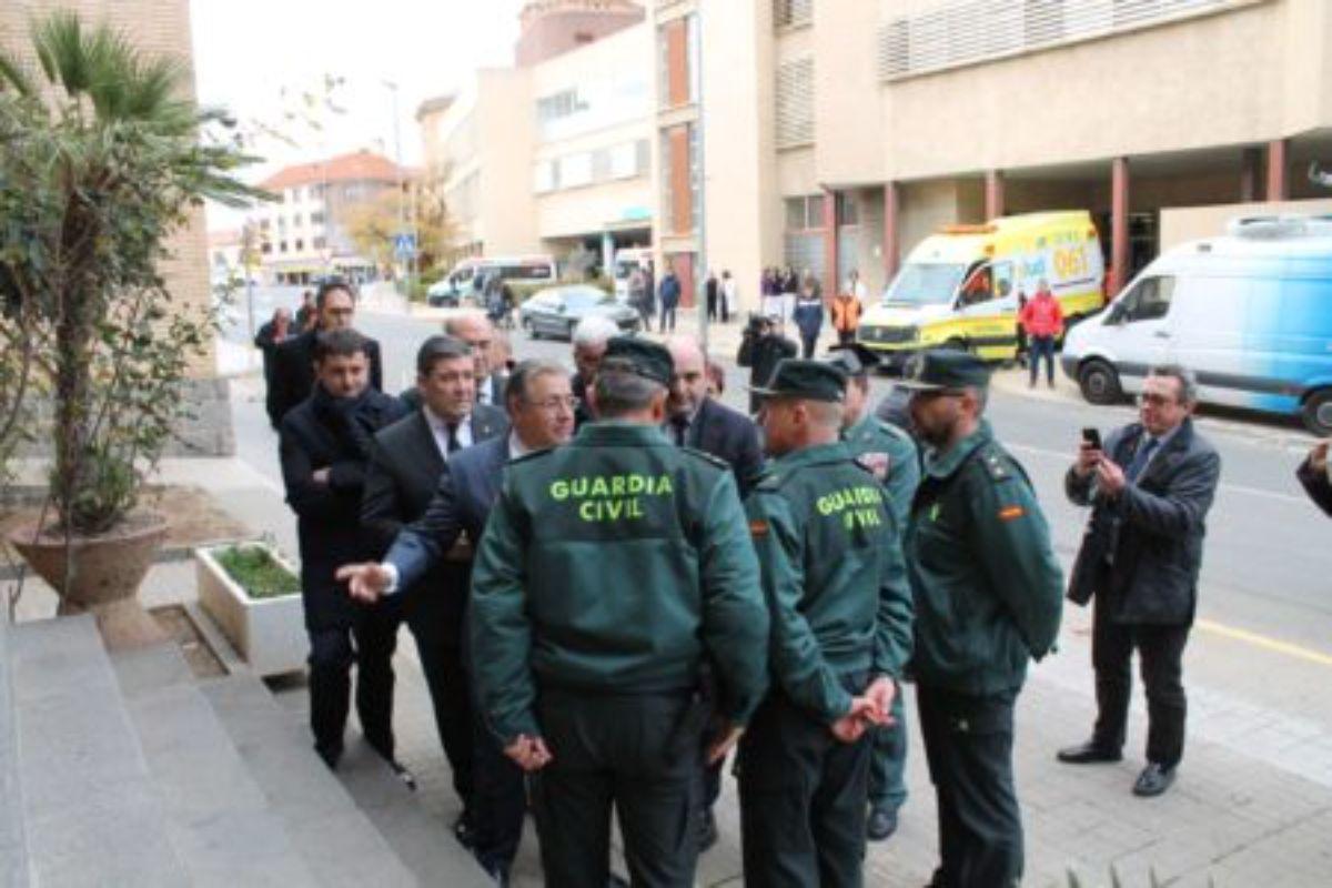 zoido ministro asesinato tiroteo alcaniz guardia civil 1