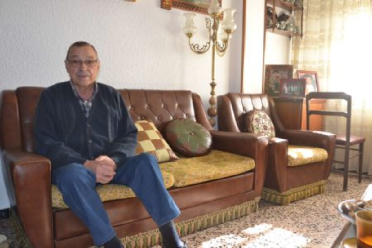 Manuel Andreu, víctima del tiroteo
