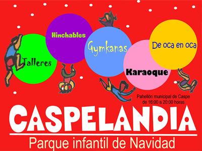 Feria Caspelandia en Caspe