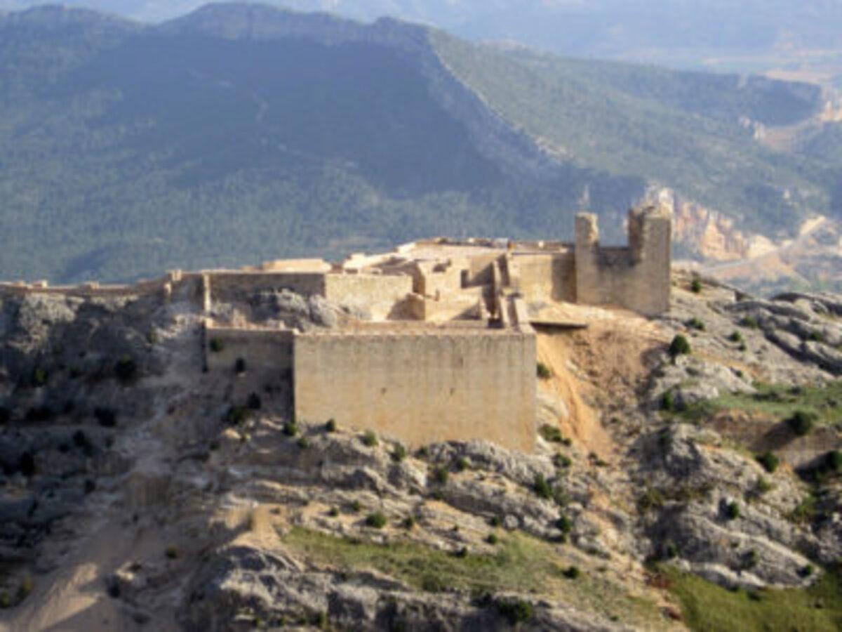 castellote castillo templarios ruta