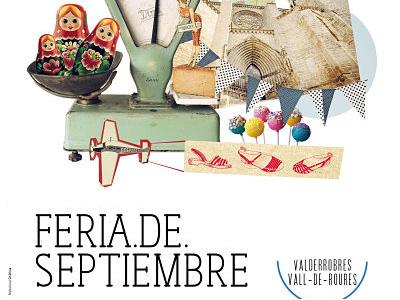 Feria de Septiembre en Valderrobres
