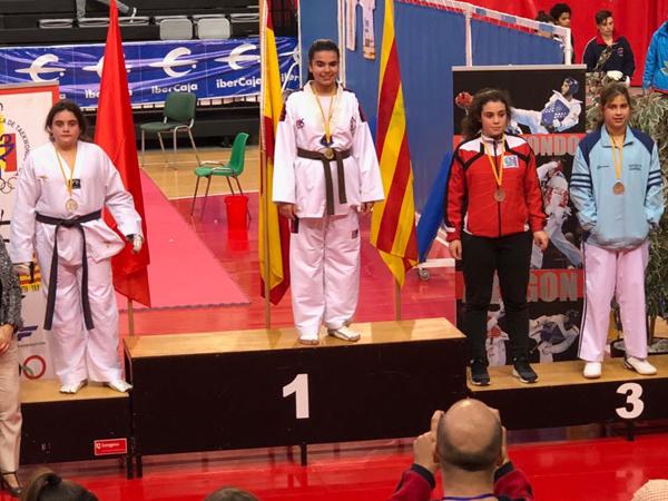 taekwondo open españa zaragoza