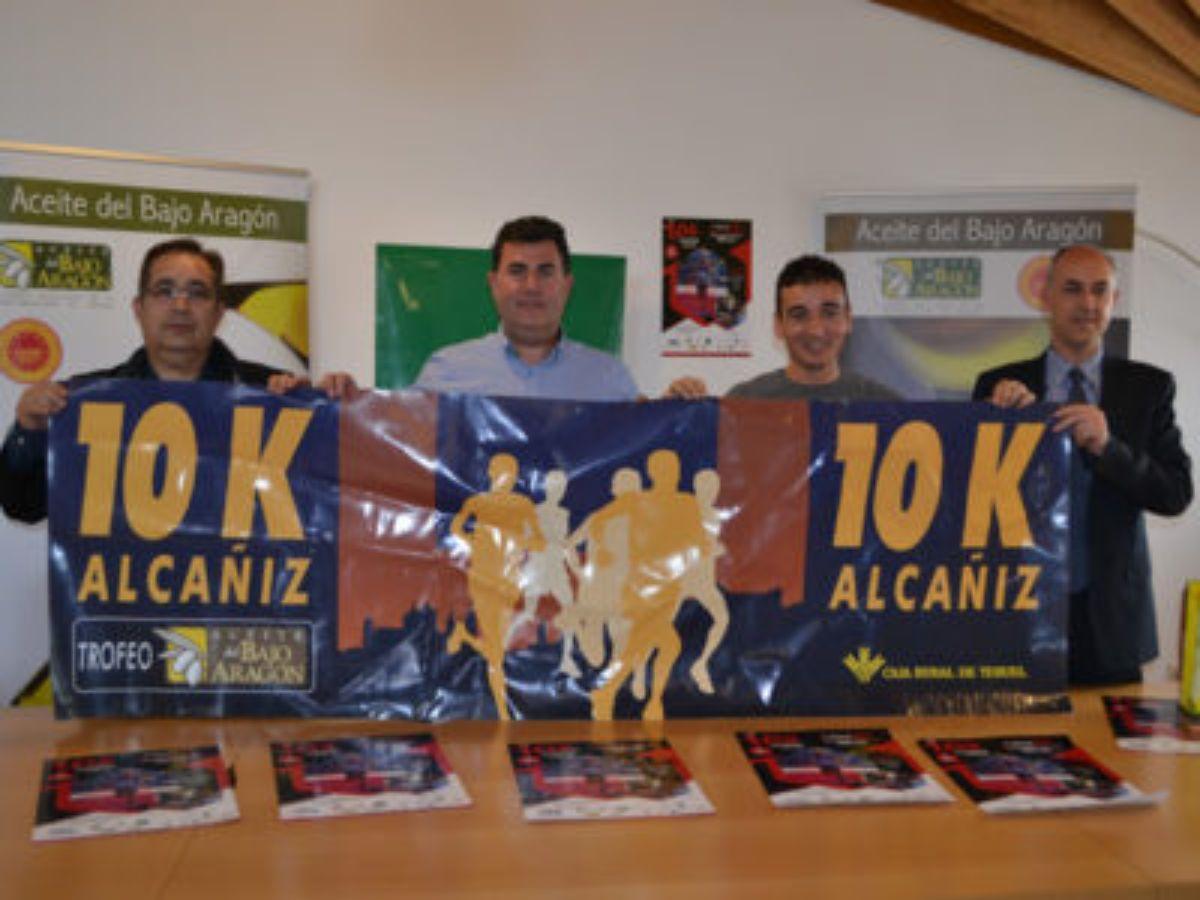 10k alcaniz atletismo