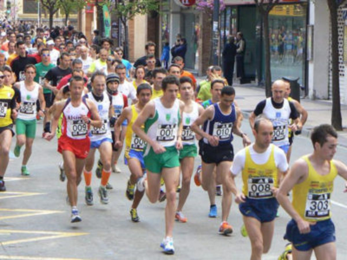 alcaniz 10k atletismo