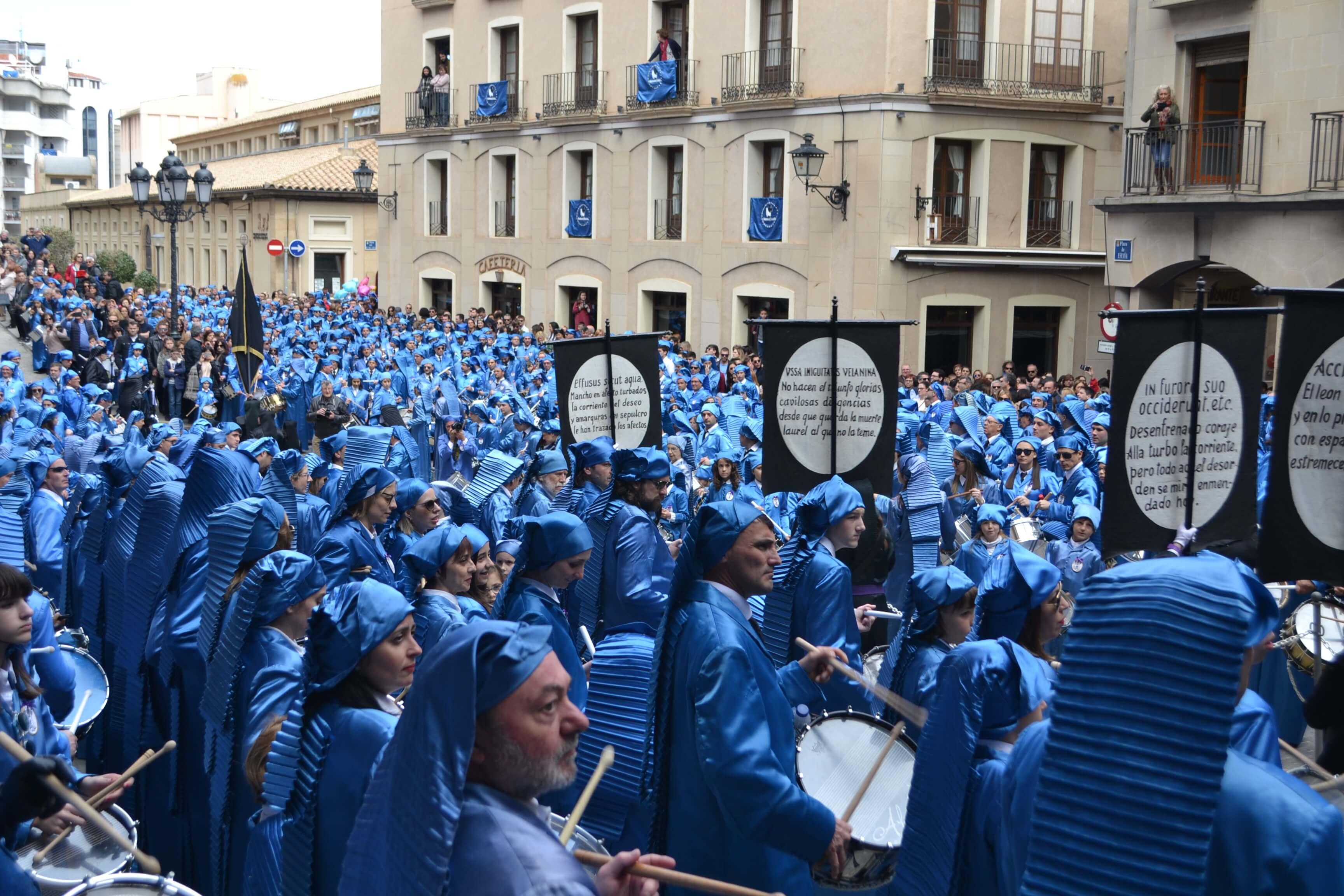 alcaniz procesion pregon viernes santo 12