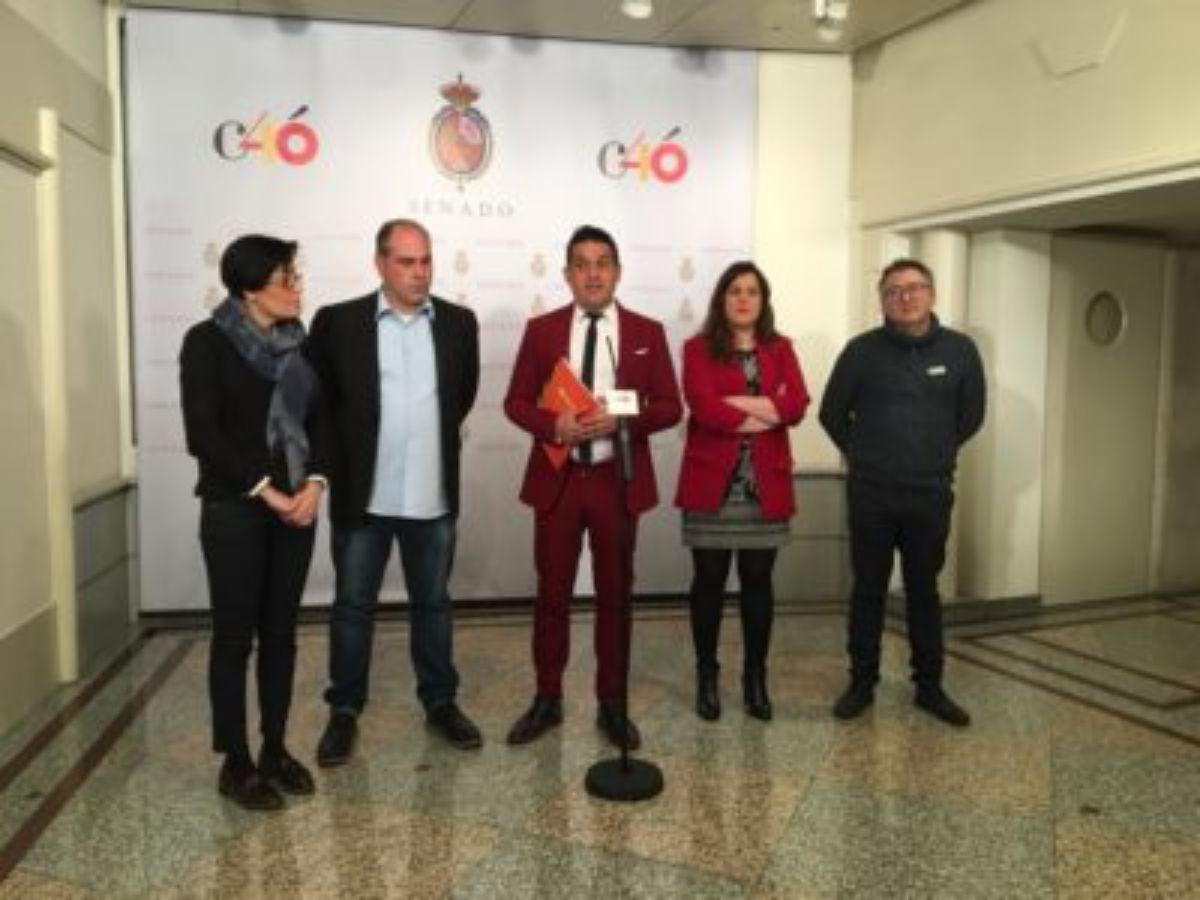 El PP del Senado rechazó en marzo, con la abstención de PSOE y C's, investigar el crimen de Andorra