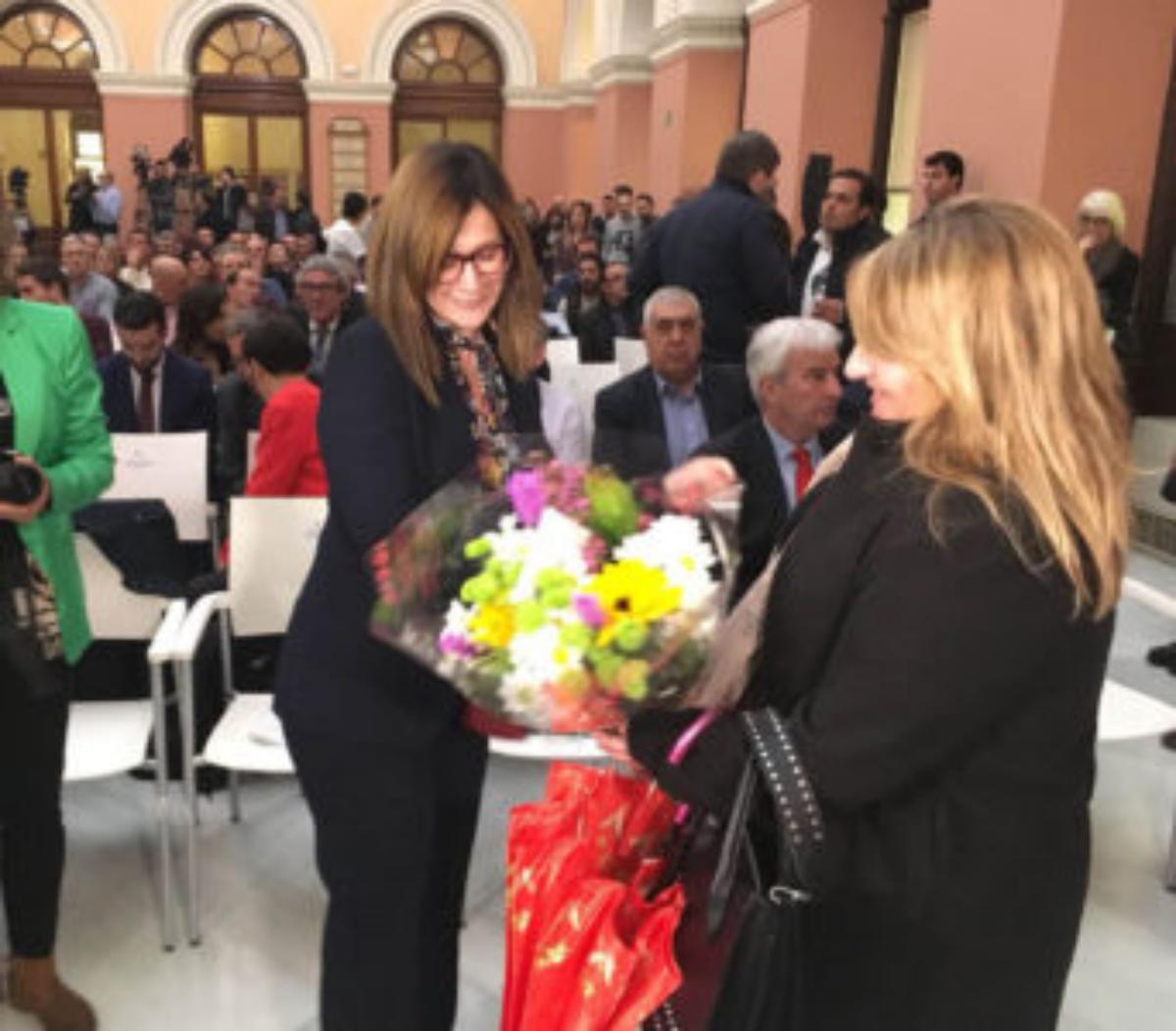 homenaje a Iranzo en Madrid Eva Febrero