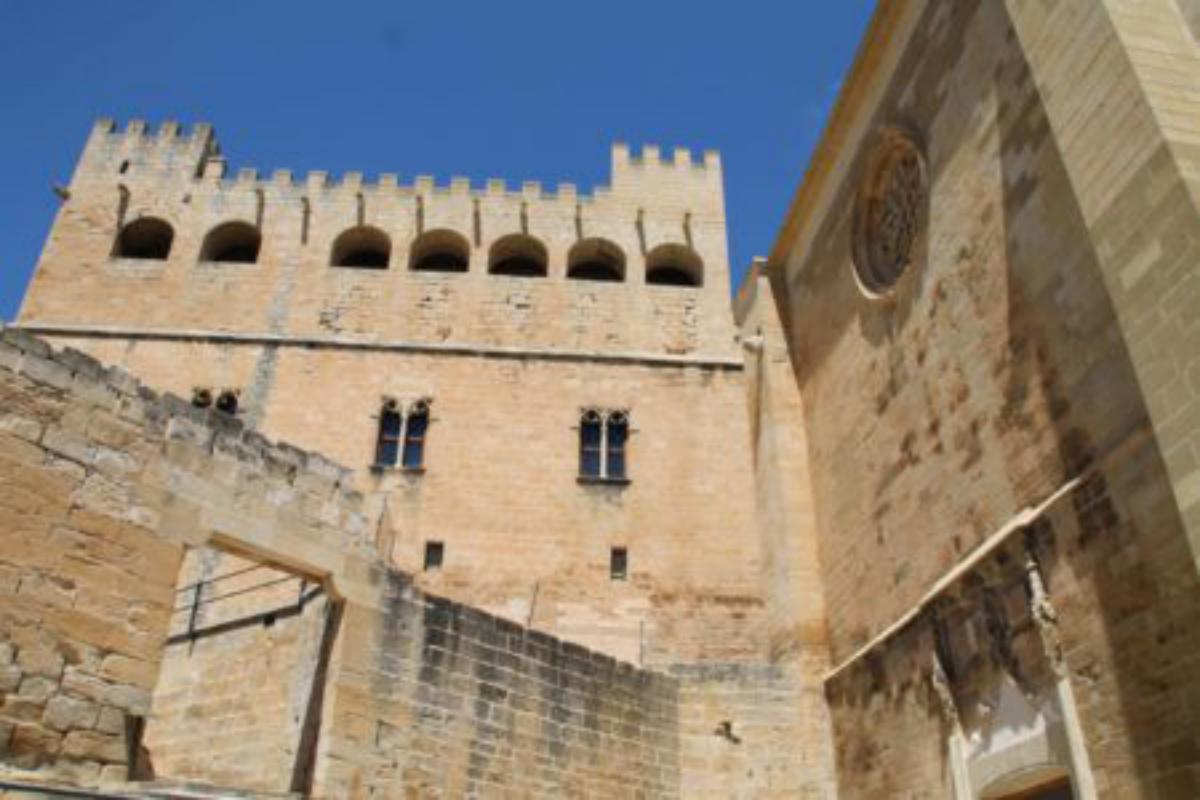 castillo valderrobres