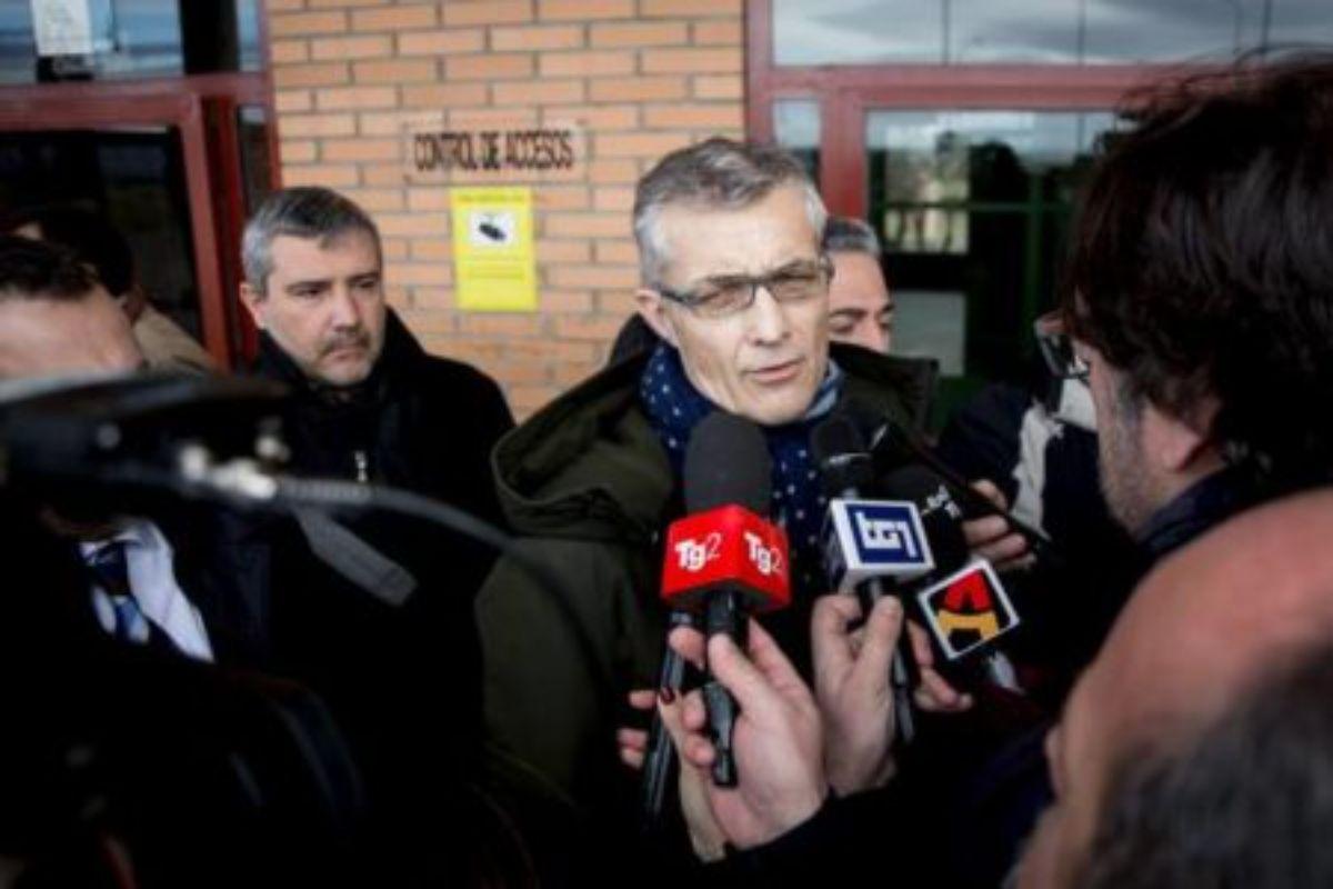 Una comisión rogatoria procedente de Italia estuvo en marzo en Zuera para interrogar a Norbert Feher