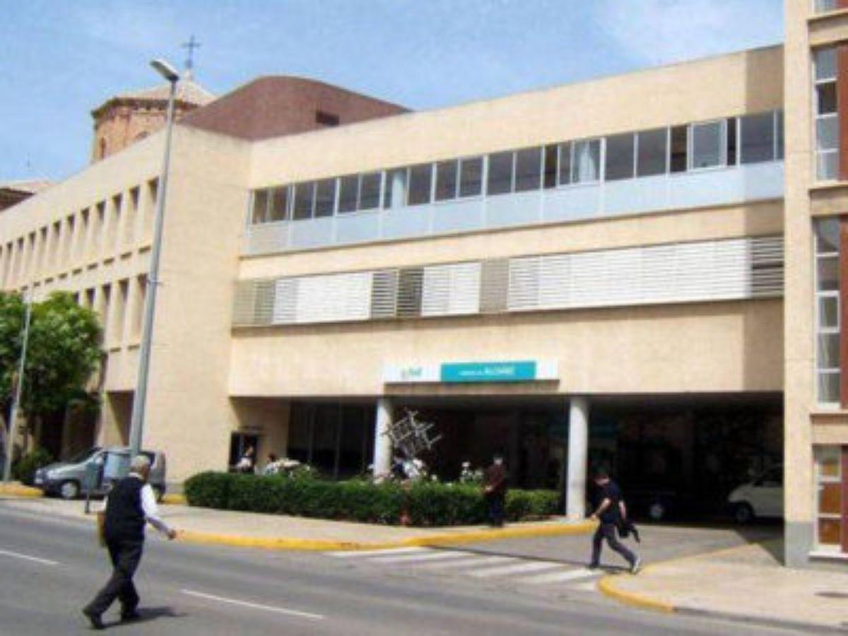 hospital alcaniz mir