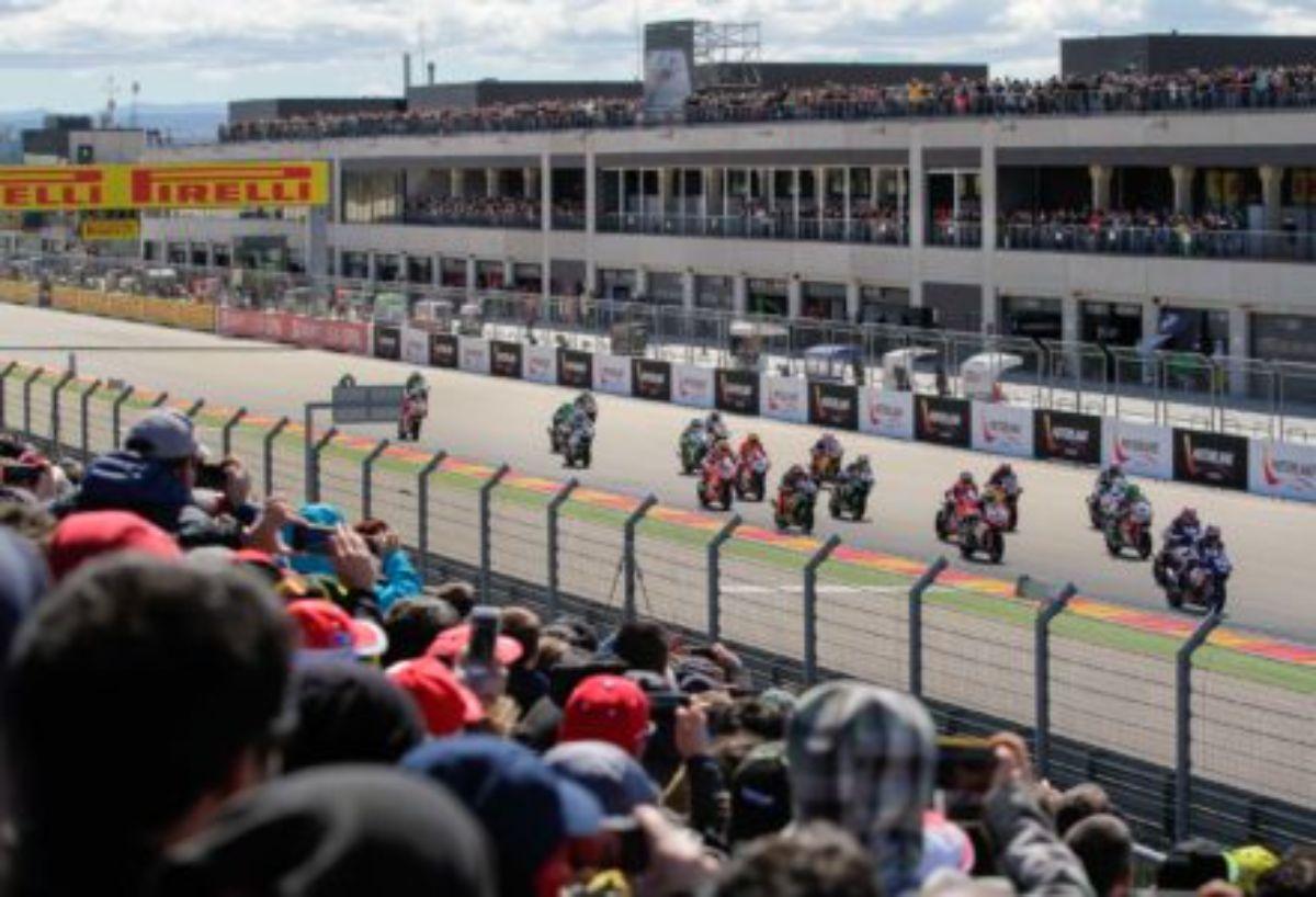 Foto de archivo de las Superbikes, que se celebrarán del 5 al 7 de abril en Motorland