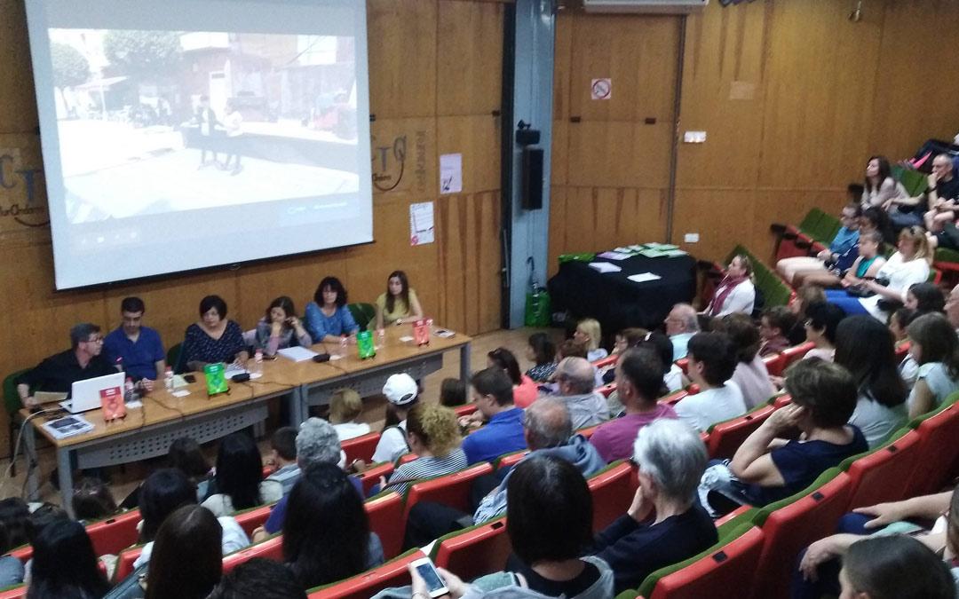 Entrega de premios del XXIV concurso de relatos cortos Juan Martín Sauras./ Biblioteca de Andorra