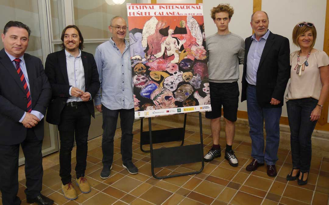 calanda-festival-cine- bunuel-grupo-presentacion