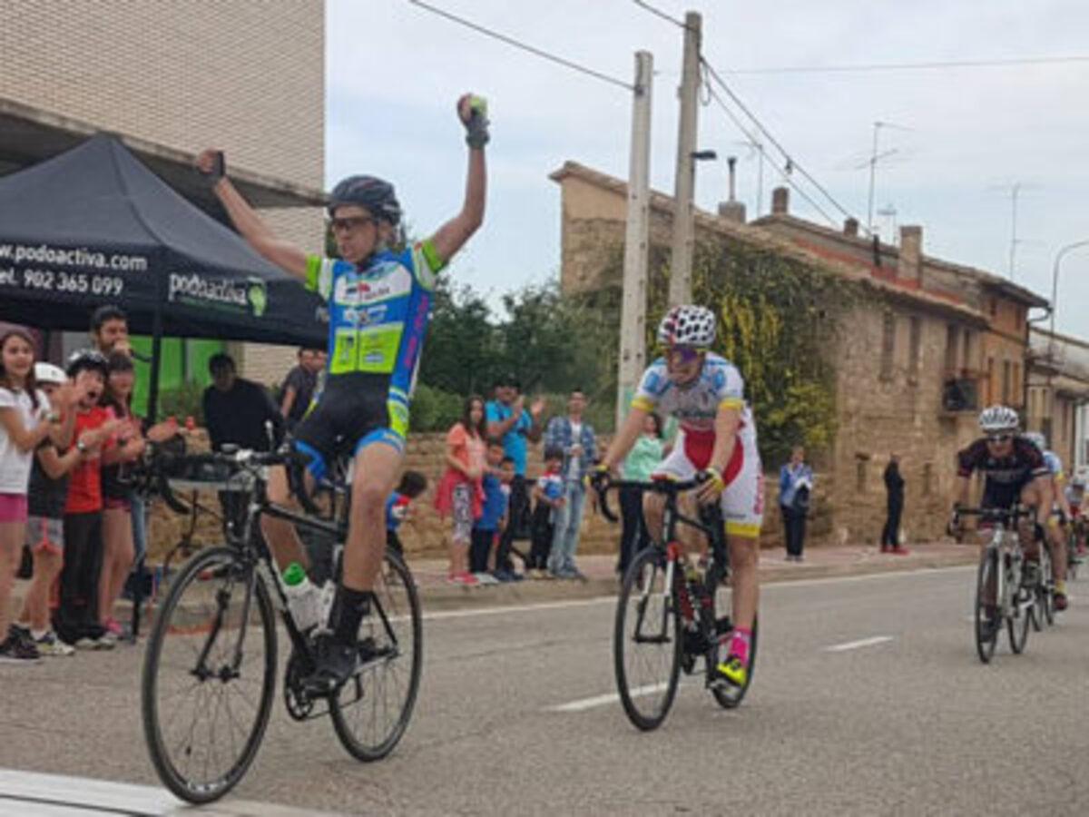 ciclismo zaera aragon