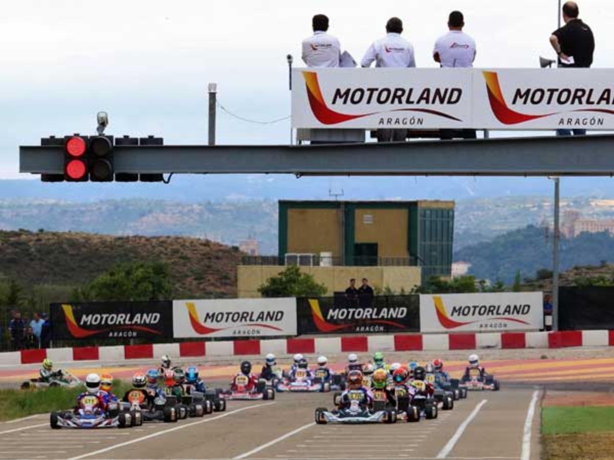 karting motorland aragon