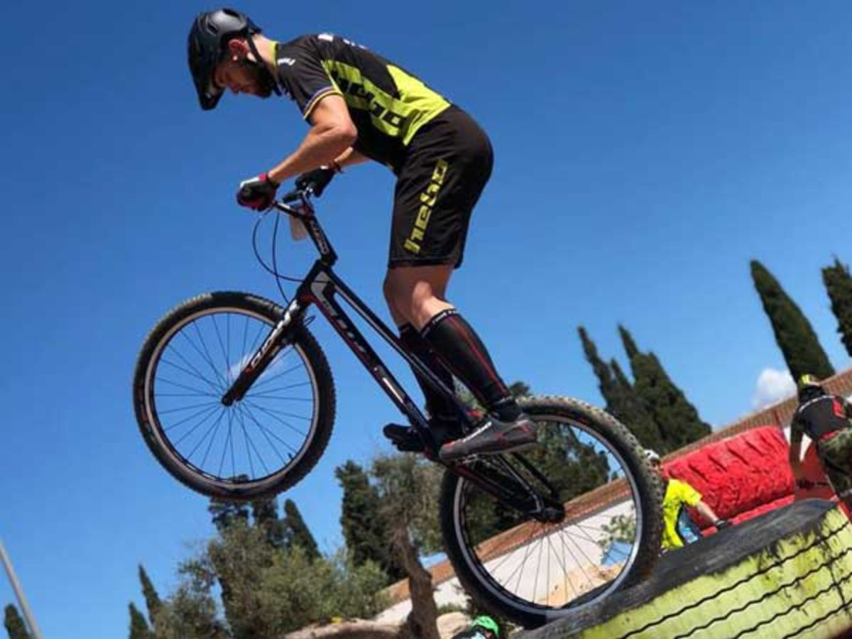 mustieles trial bici