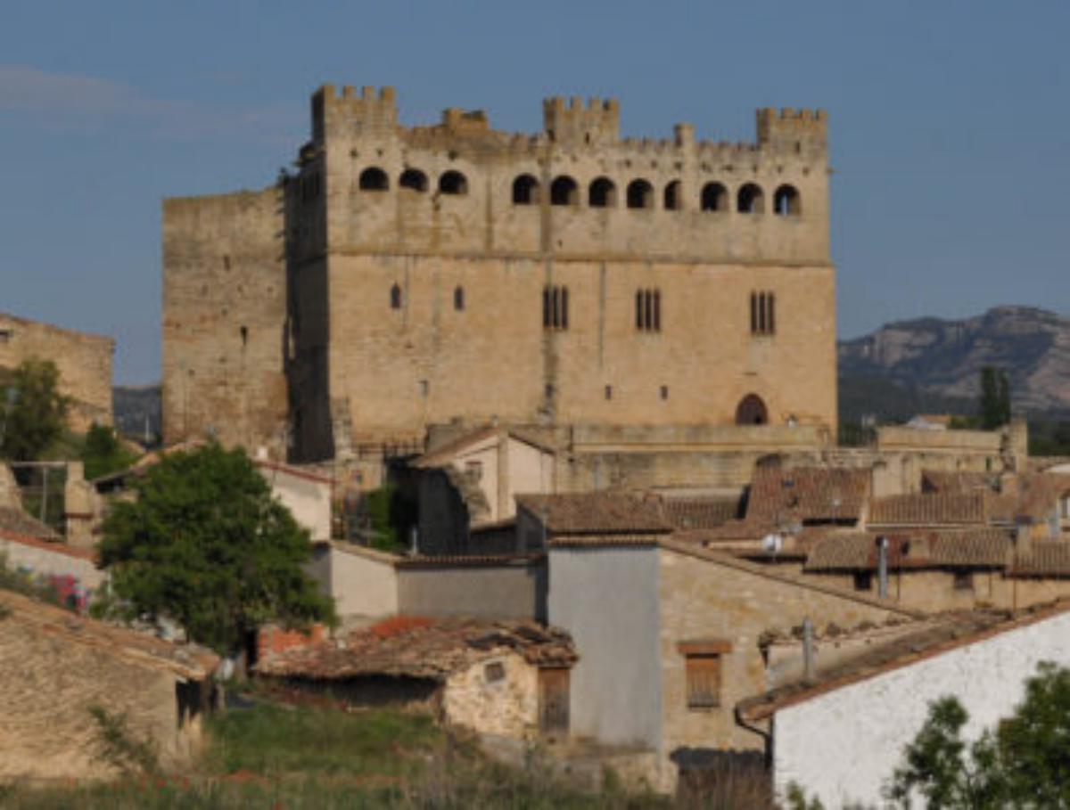 valderrobres castillo